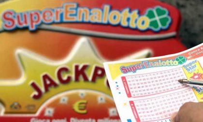 SuperEnalotto nel Varesotto, centrato un doppio 5, vinti 62 mila euro