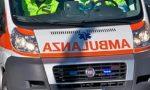 Incidente sul lavoro a Lainate e San Giorgio SIRENE DI NOTTE