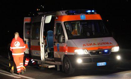 Incidente in viale Belforte a Varese SIRENE DI NOTTE