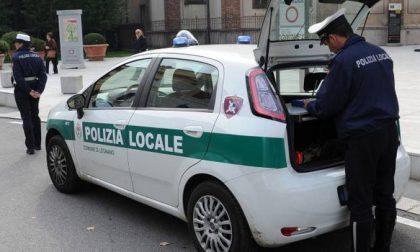 Scippa un'anziana, bloccato dai vigili di Legnano