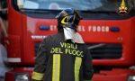 Fuga di gas in caserma, falso allarme a Cislago