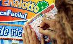 SuperEnalotto, a Gallarate un 5 da 26mila euro