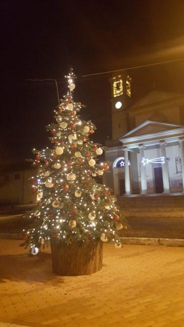 Auguri di Natale in musica a Gerenzano