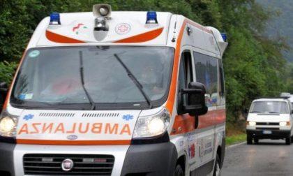 Colpito dal treno a Saronno Sud, 83enne in ospedale