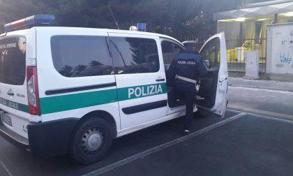 Scippo fuori dal super, minorenne bloccato dalla Polizia locale