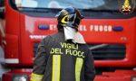 Chiusa da sola in casa, pompieri salvano una bimba di due anni