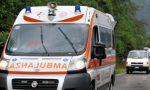 Incidente vicino alla stazione di Gerenzano: 69enne in ospedale