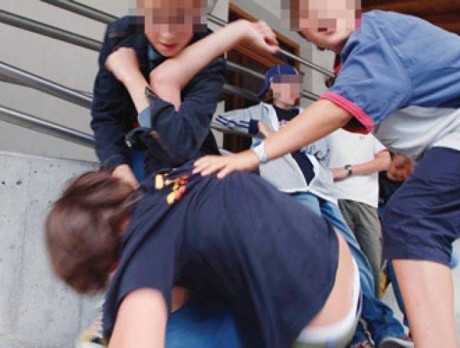 Rapina pluriaggravata al parco, arrestati cinque ragazzi
