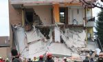 Esplosione palazzina a Rescaldina, aiuti pure da Parabiago