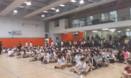 Festa dello sport sabato a Turate