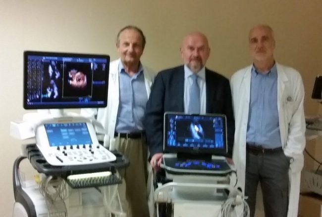 Cardiologia, nuova strumentazione in memoria di &#8220&#x3B;Bruno&#8221&#x3B;