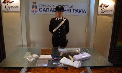 Operazione anti droga Pavia Varese arrestati 5 pregiudicati albanesi