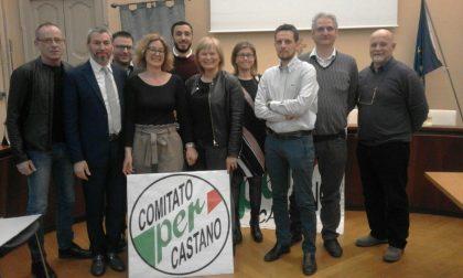 Comitato per Castano in piazza per presentare le nuove leve
