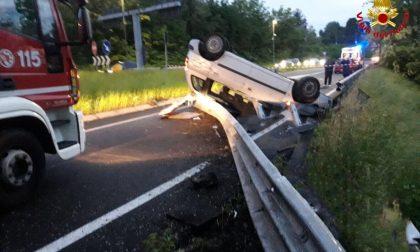Schianto in autostrada, due morti e tre feriti