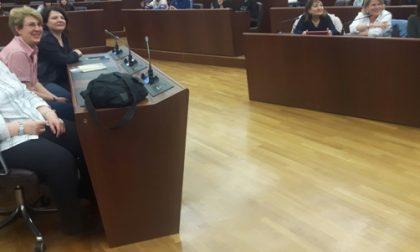 Studenti saronnesi in visita al consiglio regionale
