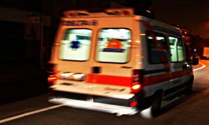 Evento violento a Gallarate, una 54enne in ospedale SIRENE DI NOTTE