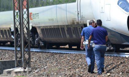 Donna investita dal treno a Casorate Sempione