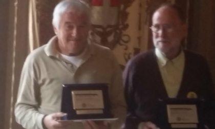 Premio per il papà dell'Avis di Uboldo