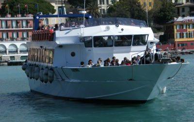 Studente legnanese caduto dal traghetto: sta bene