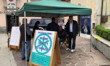 Turate, 400 firme per fermare la nuova viabilità