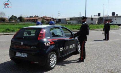 Chiude il marito fuori di casa: arrivano i Carabinieri