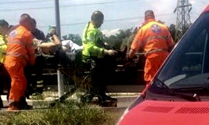 Anziano cade nel Naviglio a Turbigo: è gravissimo FOTO