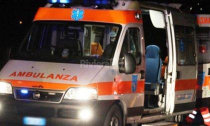 Evento violento a Gallarate, soccorse due persone SIRENE DI NOTTE
