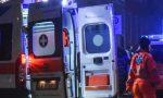 Infortunio sul lavoro, soccorso 43enne SIRENE DI NOTTE