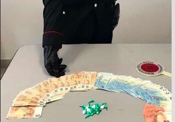 Arrestato 25enne pregiudicato per spaccio di droga