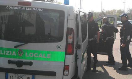 Spacciatore fermato dopo la fuga a Legnano