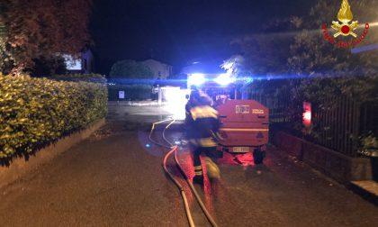 Diversi allagamenti per il maltempo, intervenuti i vigili del fuoco