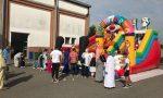 Fine ramadan nella palestra comunale a Mozzate