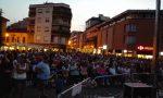 Granello a Saronno: bagno di folla in piazza Libertà