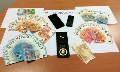 Spacciatore arrestato in stazione a Legnano