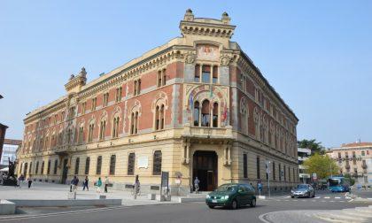 Prova di evacuazione a Palazzo Malinverni