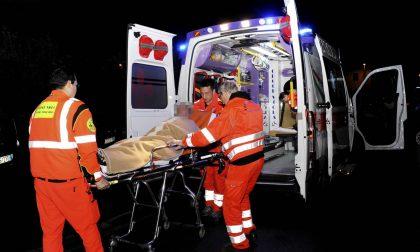 Incidenti stradali a Varese SIRENE DI NOTTE