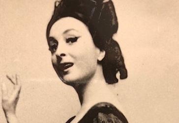 Il soprano Edith Martelli si è spenta a 86 anni