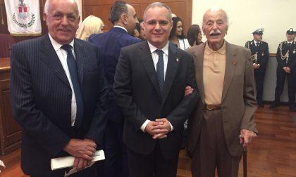 Festa Repubblica, tra i premiati anche due saronnesi