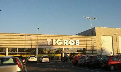 Sventato furto al supermercato Tigros