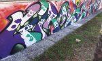 Nuovo murales a Dairago: pronta l'inaugurazione