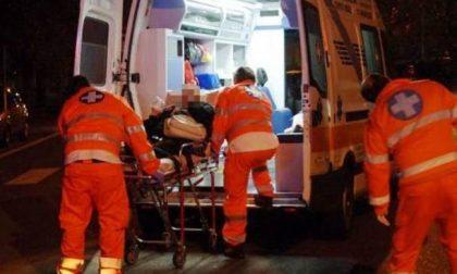 Rissa a Gallarate, soccorso 37enne SIRENE DI NOTTE