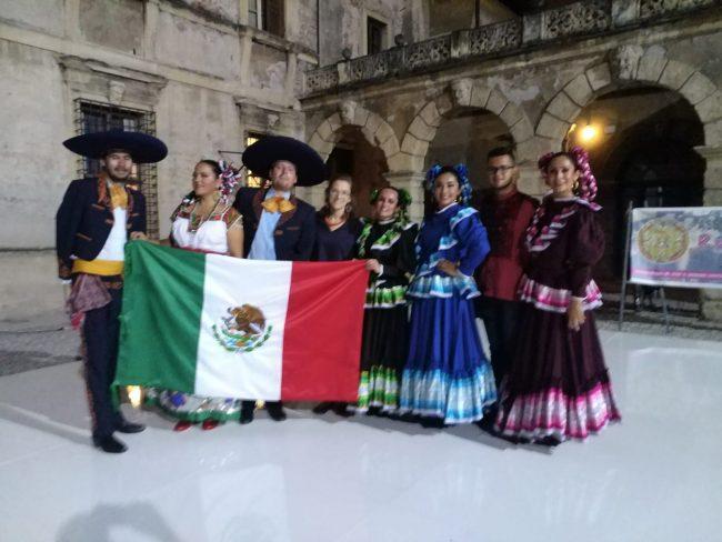 Latinfiexpo 2018: inaugurazione settimana Messico