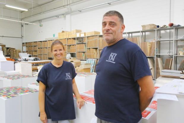 Trent&#8217&#x3B;anni di Nuova Tecnostampa, l&#8217&#x3B;azienda di Gerenzano porta dipendenti e famiglie a Tenerife