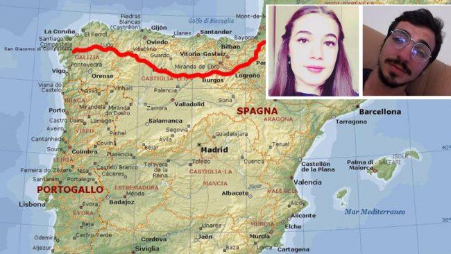 Cammino di Santiago, i due giovani di Busto Arsizio scomparsi stanno bene
