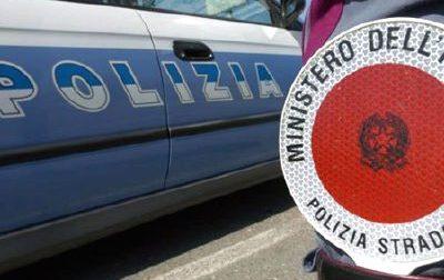 Sparatoria con la Polizia: banditi in fuga su una Audi ES6