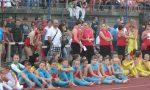 Festa dello Sport al parco di Villa Corvini a Parabiago