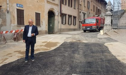 Riapre via Melzi, avanti con  via Santo Stefano