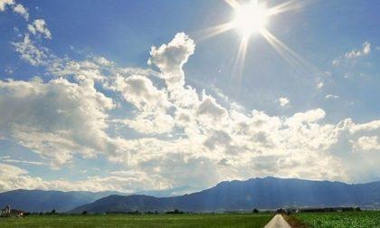Ozono nell'aria oltre i limiti, il picco a Saronno