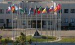 """""""No NATO"""", presidio alla base di Solbiate Olona"""
