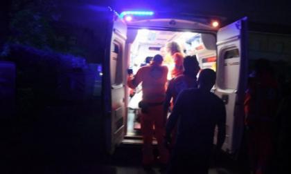 Incidenti sulla A8 e a Gemonio SIRENE DI NOTTE